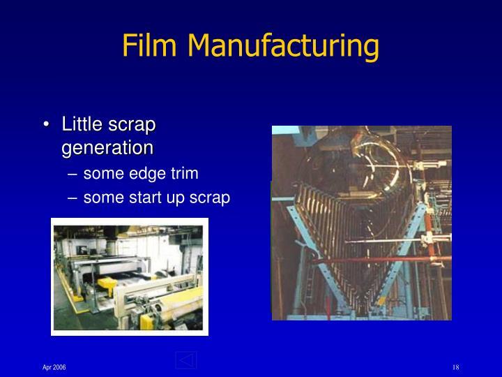 Film Manufacturing