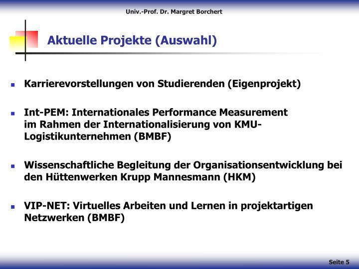 Univ.-Prof. Dr. Margret Borchert