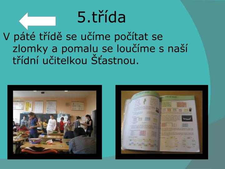 5.třída