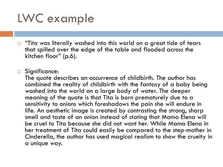 LWC example