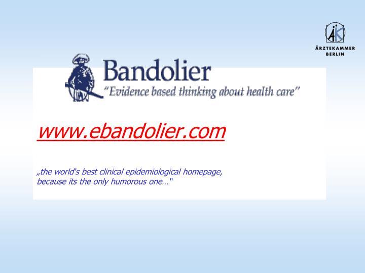 www.ebandolier.com