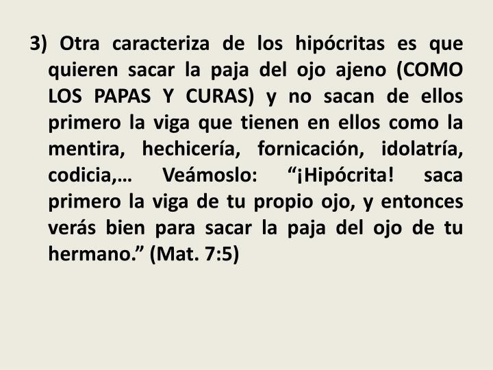 3) Otra