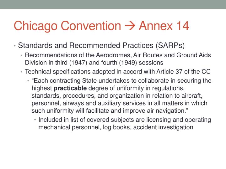 Chicago Convention