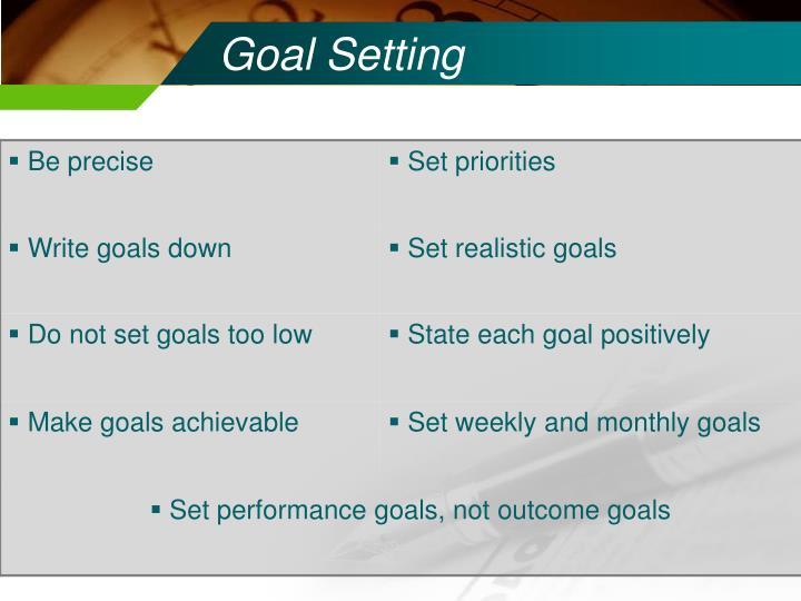 Key Factors to