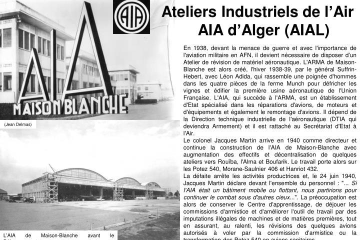 Ateliers Industriels de l