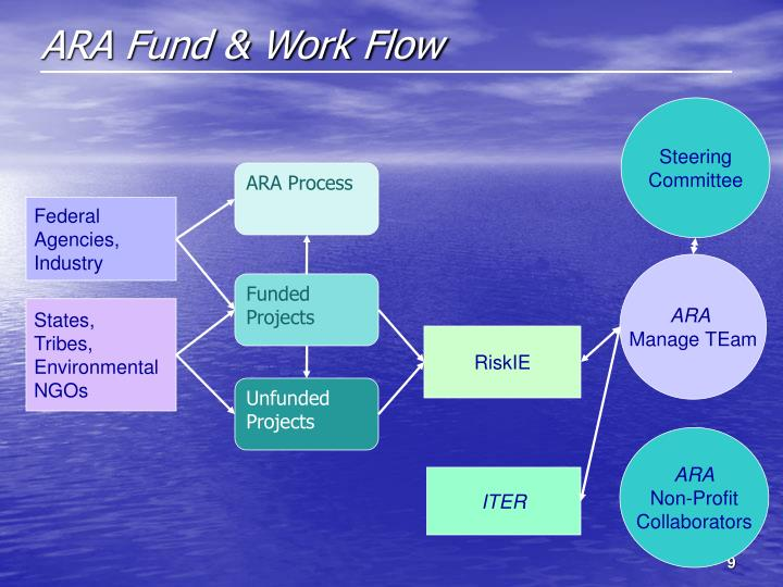 ARA Fund & Work Flow