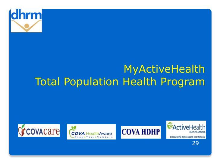 MyActiveHealth
