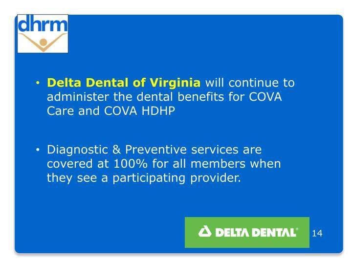 Delta Dental of Virginia