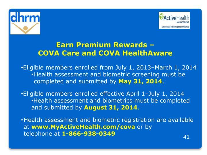 Earn Premium Rewards –