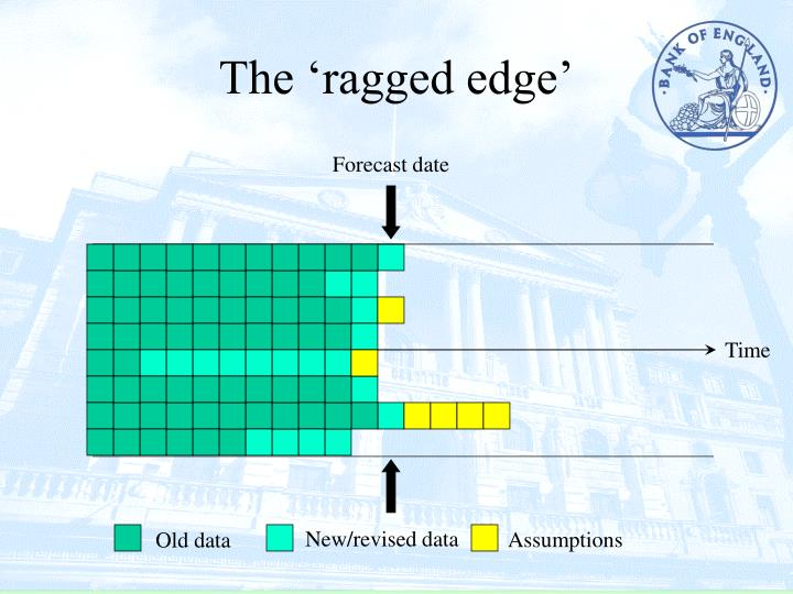 The 'ragged edge'