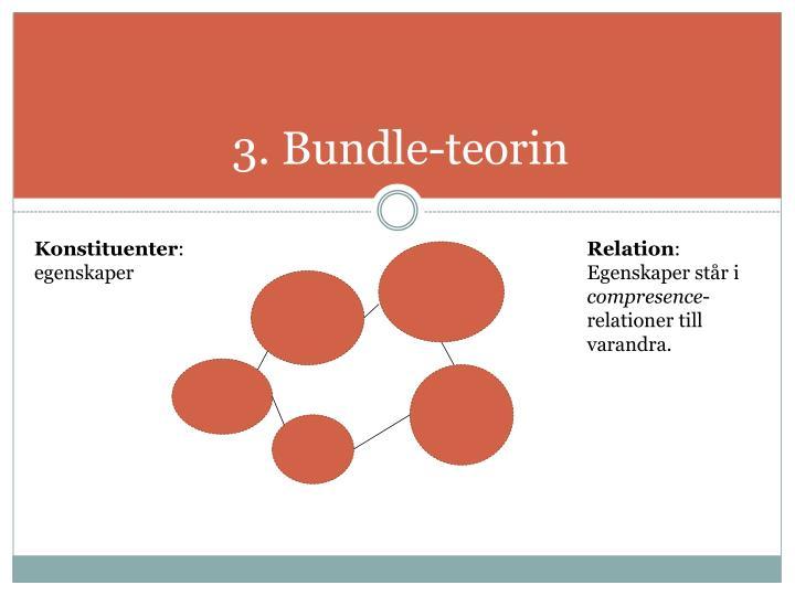 3. Bundle-
