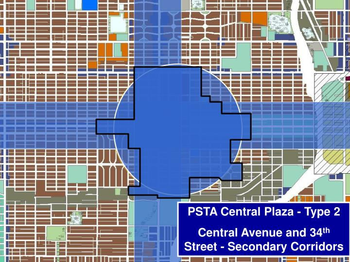 PSTA Central Plaza - Type 2