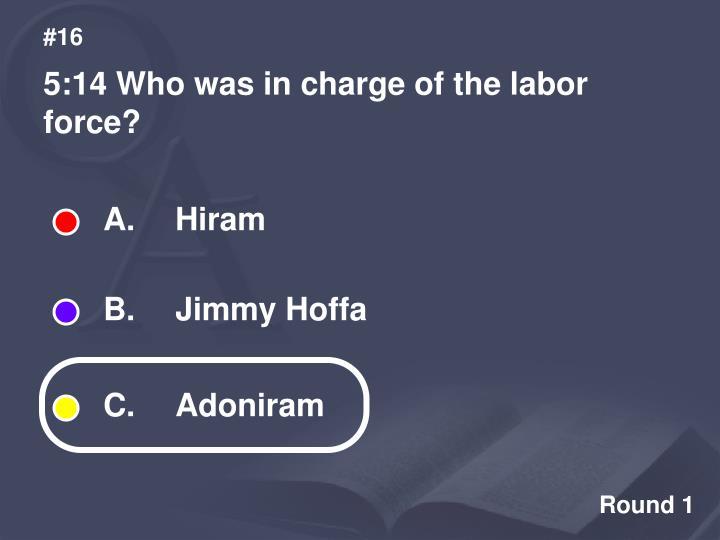 A.  Hiram