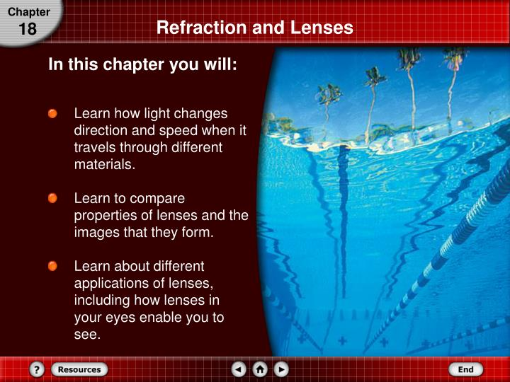 Refraction and lenses1