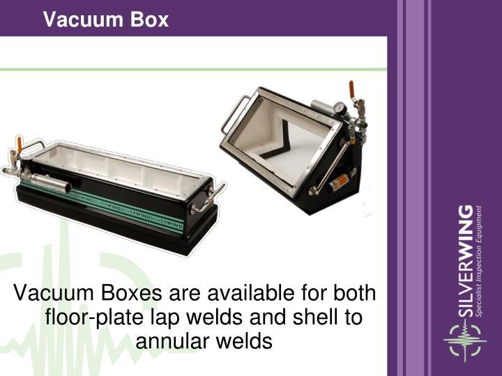 Vacuum Box