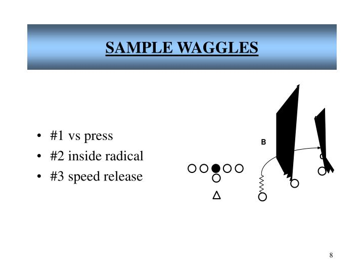 SAMPLE WAGGLES
