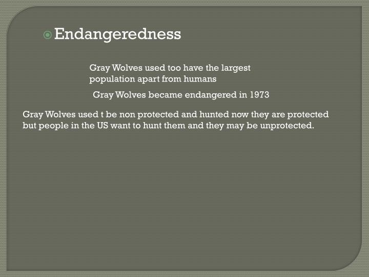 Endangeredness