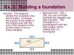 ex 3 building a foundation3