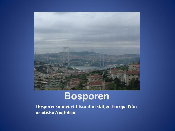 Bosporen