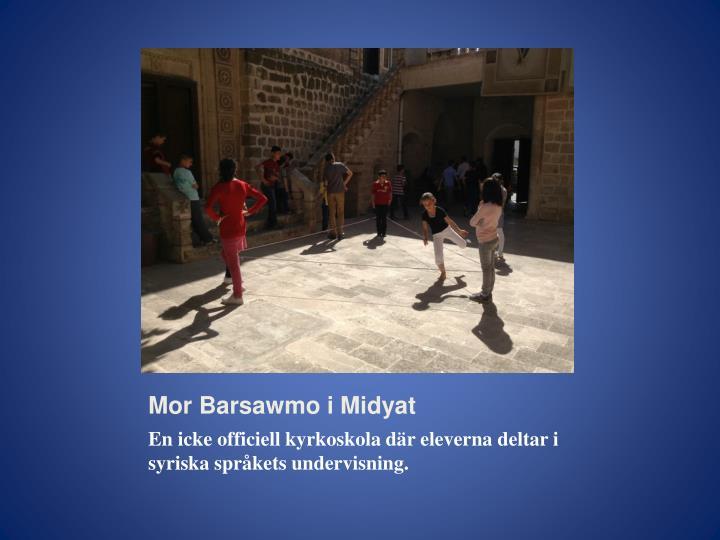 Mor Barsawmo i Midyat