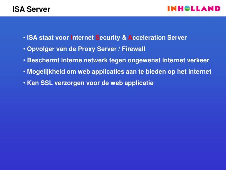 ISA Server