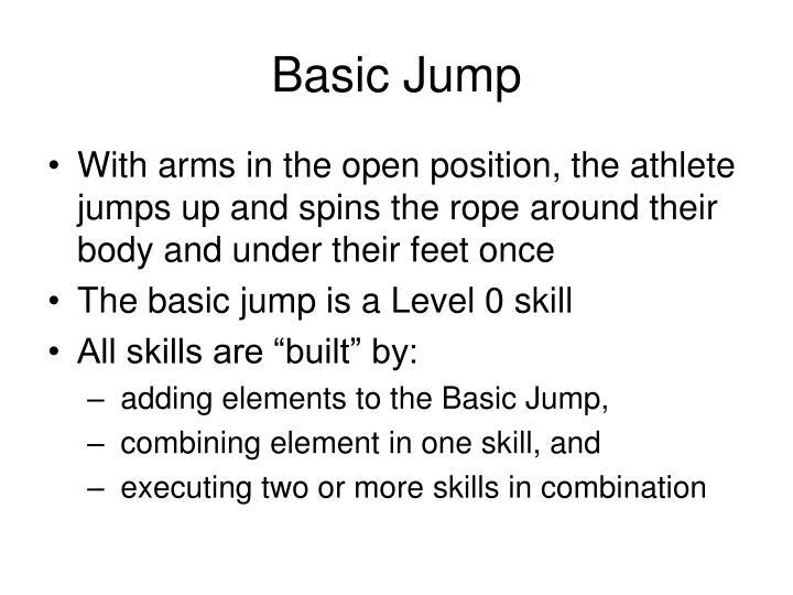 Basic Jump