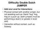 difficulty double dutch jumper3