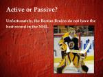 active or passive1