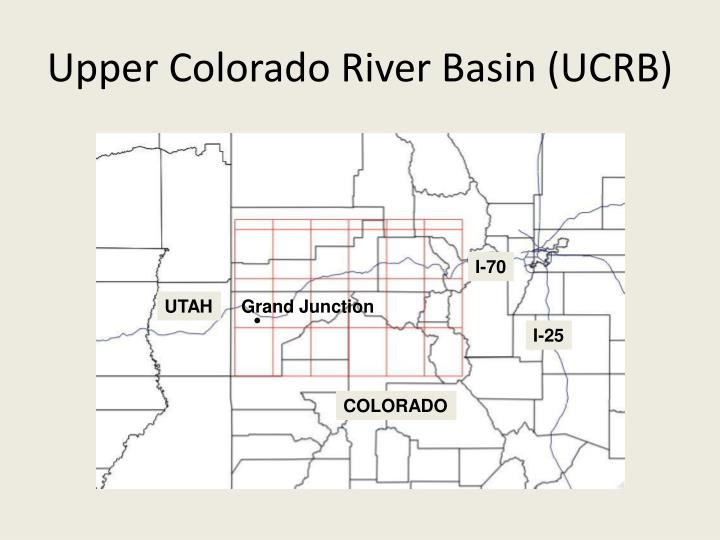 Upper Colorado River Basin (UCRB)