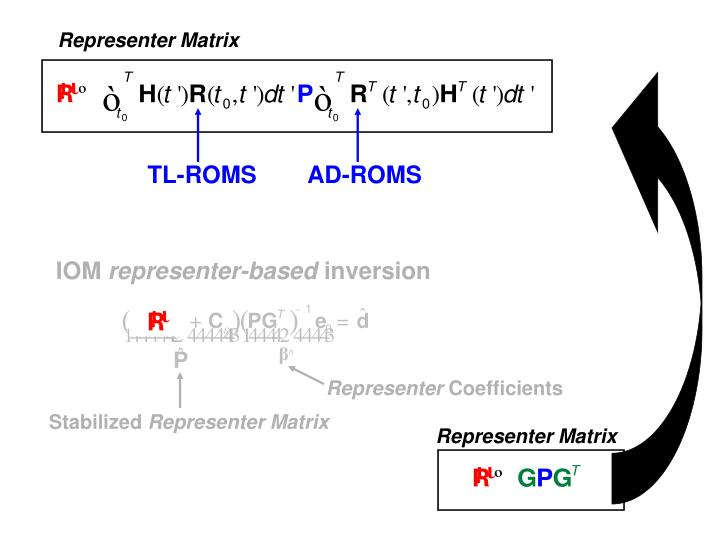 Representer Matrix