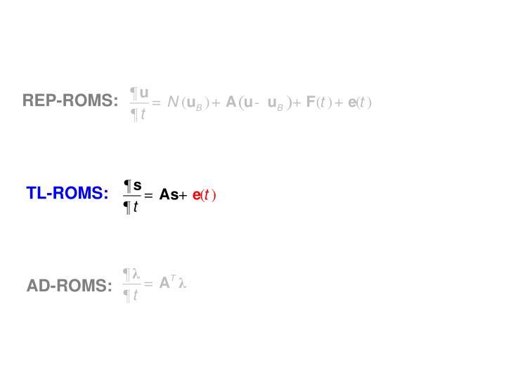 REP-ROMS: