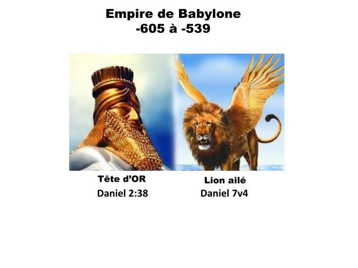 Empire de Babylone