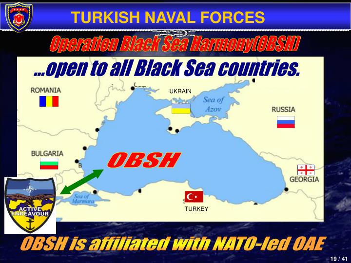 Operation Black Sea Harmony(OBSH)