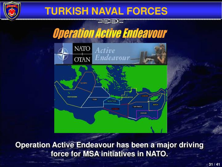 Operation Active Endeavour