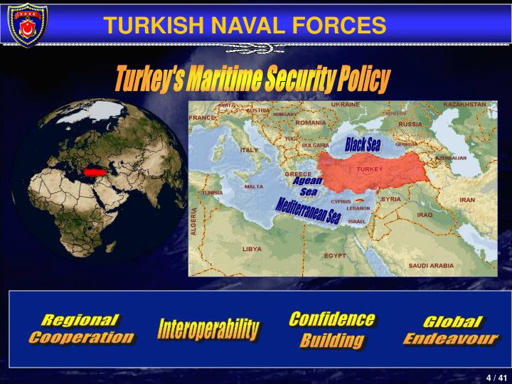 Turkey's Maritime Security Policy