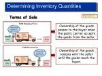 determining inventory quantities3
