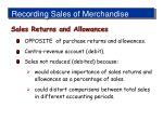 recording sales of merchandise4