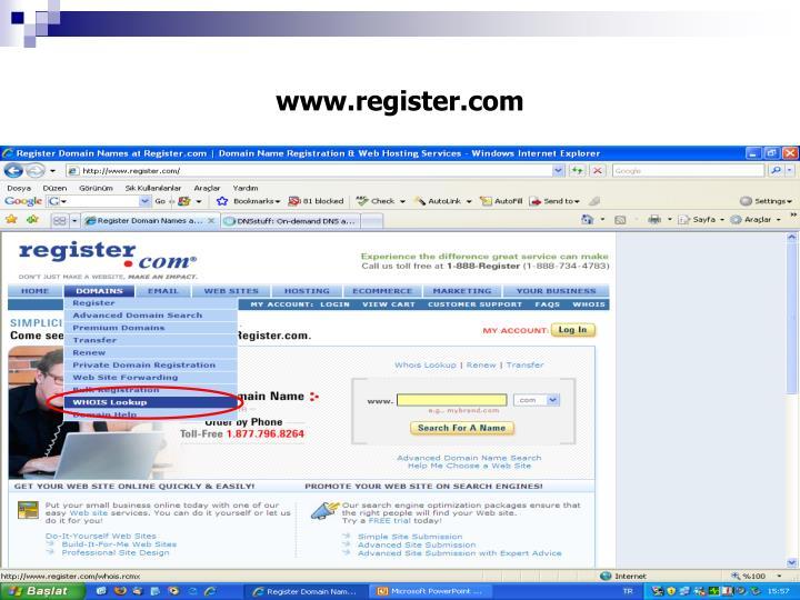www.register.com