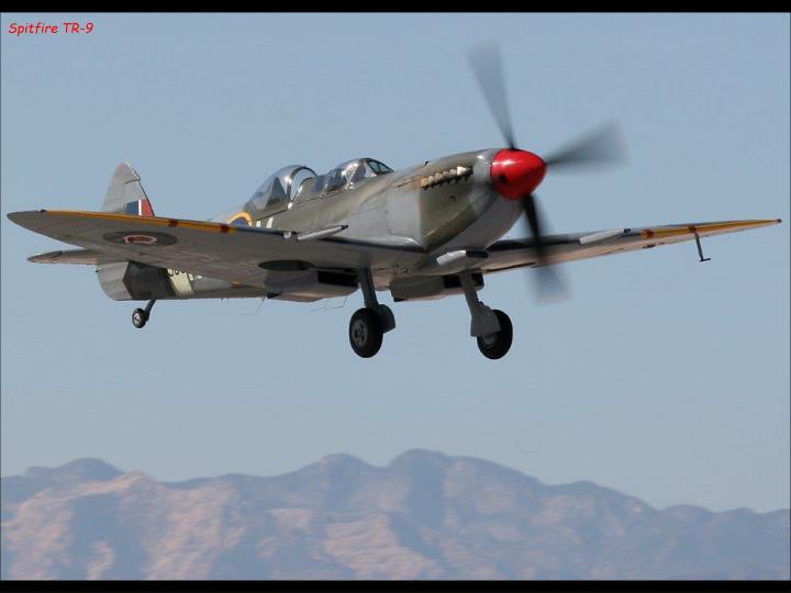 Spitfire TR-9