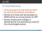 q fund statements2