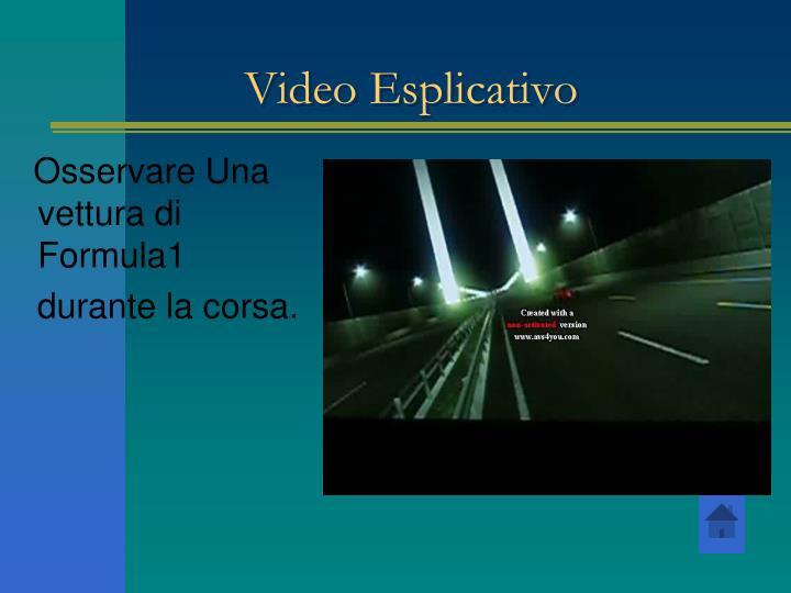 Video Esplicativo