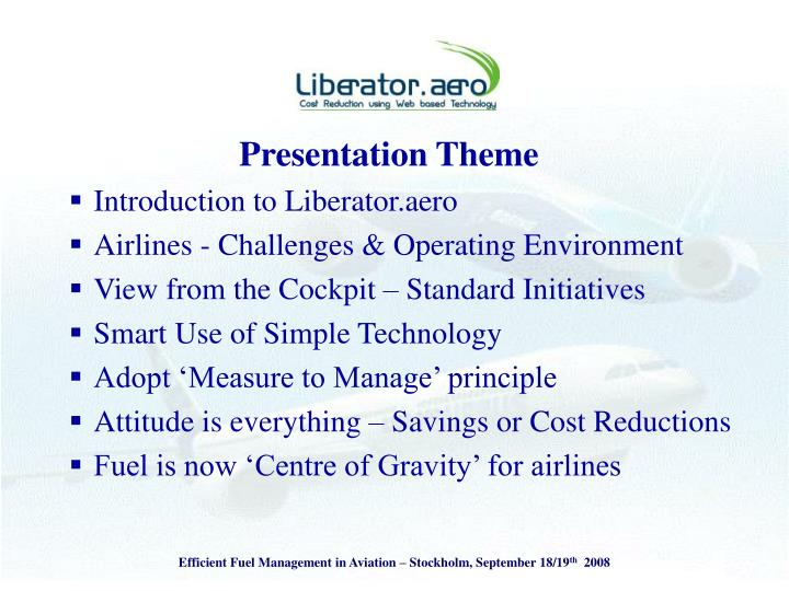 Presentation Theme