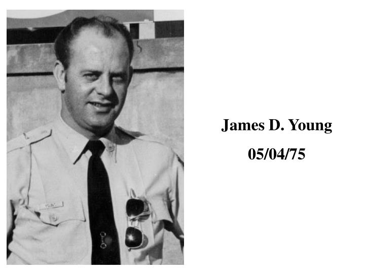 James D. Young