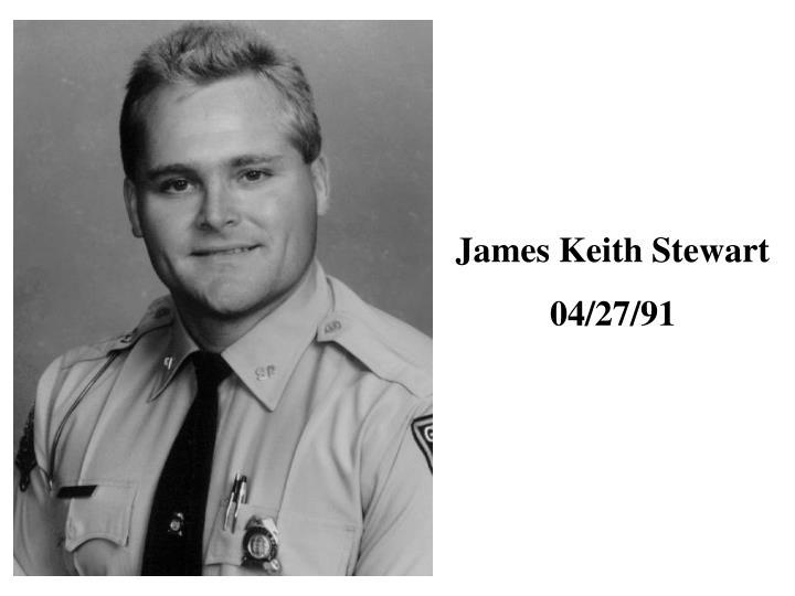 James Keith Stewart