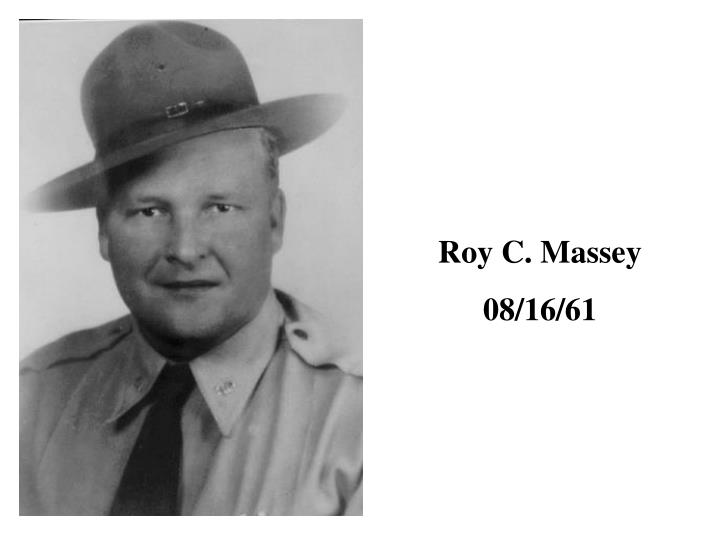 Roy C. Massey