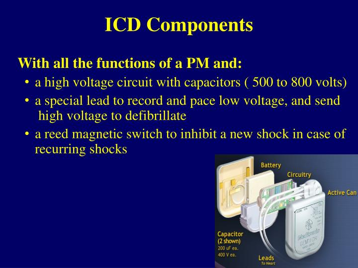 ICD Components
