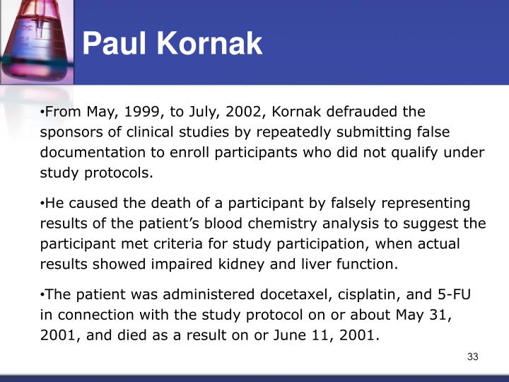 Paul Kornak