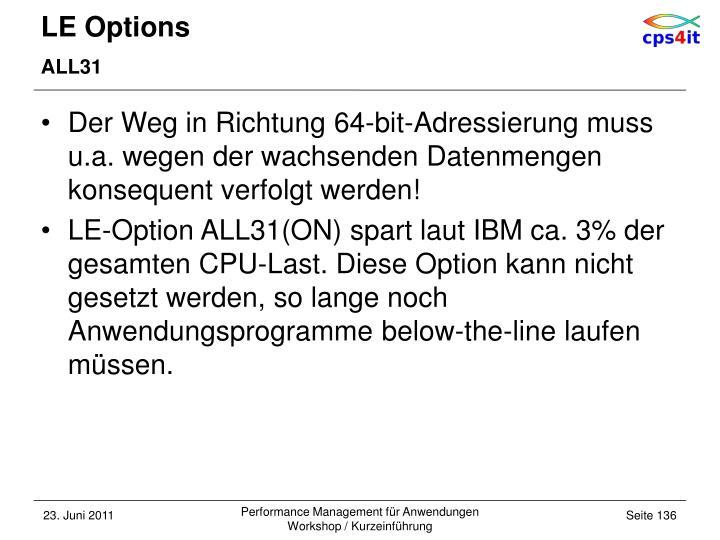 LE Options