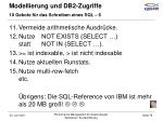 modellierung und db2 zugriffe35