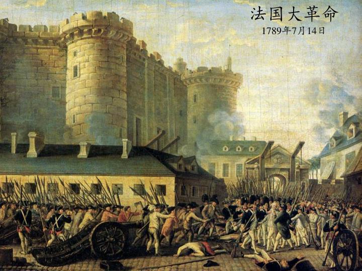 法国大革命